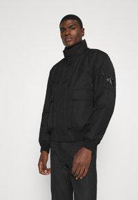 Calvin Klein Jeans - Giubbotto Bomber - black - 0