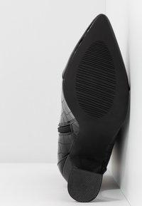 BEBO - KEONA - High heeled ankle boots - black - 6