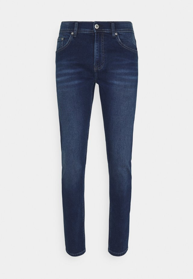 SUPERFLEX - Slim fit jeans - flax blue