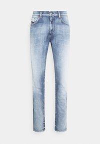 STRUKT - Slim fit jeans - medium blue
