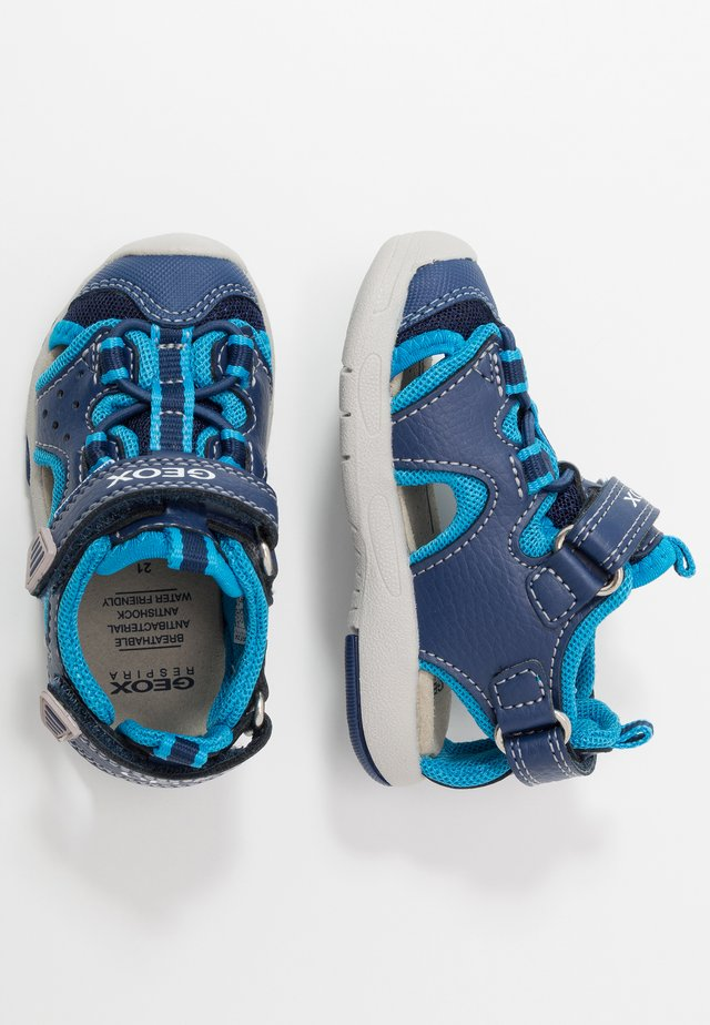 MULTY BOY - Riemensandalette - dark blue
