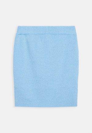 LEMON SQUEEZY CROP SKIRT - Minihame - sky blue