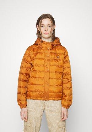 EDIE PACKABLE JACKET - Winter jacket - glazed ginger