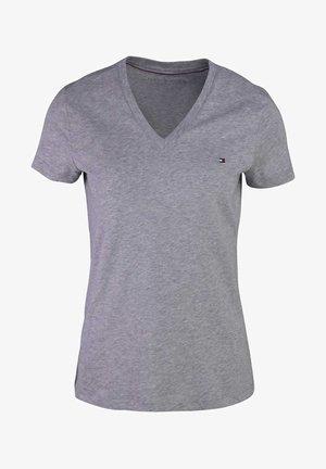 T-shirt basic - grau