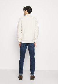 Petrol Industries - Fleece jacket - chalk white - 2