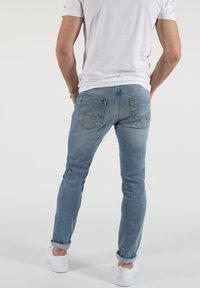 Miracle of Denim - Slim fit jeans - blue denim - 1
