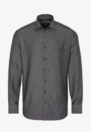 MODERN FIT BUSINESS LANGARM NEW KENT KRAGEN  - Formal shirt - schwarz