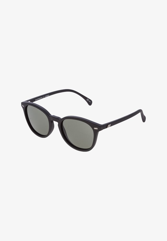 BANDWAGON - Sunglasses - black rubber
