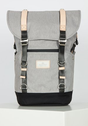 Rucksack - light grey/black
