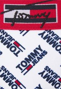Tommy Hilfiger - CHEEKY SIDE TIE - Bikini bottoms - white - 2