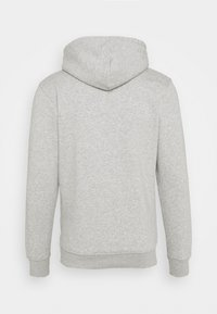 Les Petits Basics - HOODIE AMOUR POUR TOUJOURS - Hoodie - grey/red - 1