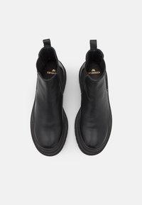 Copenhagen - CPH735  - Platform ankle boots - black - 5