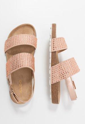 FELINNA - Sandals - rose gold