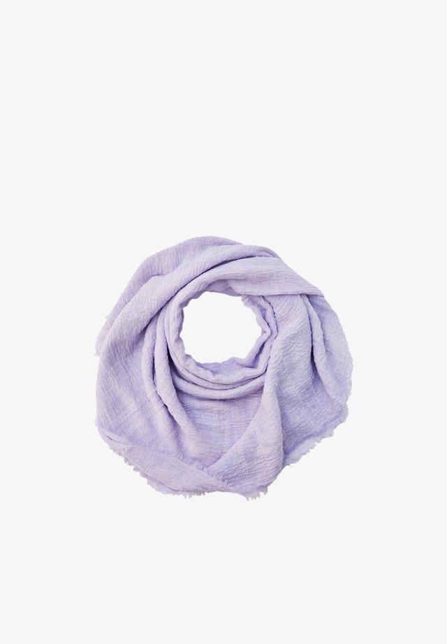 Écharpe - purple