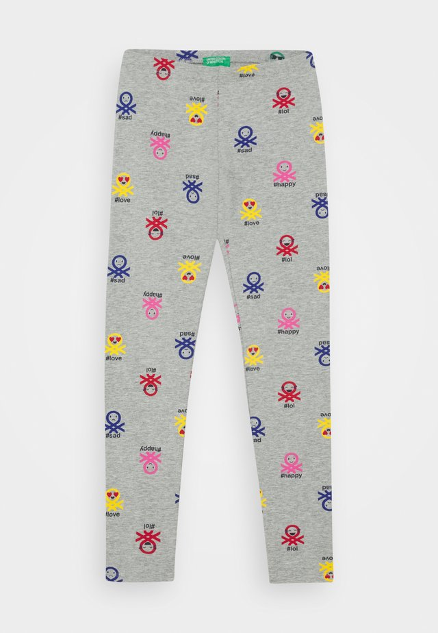 FUNZIONE GIRL - Leggings - Trousers - grey
