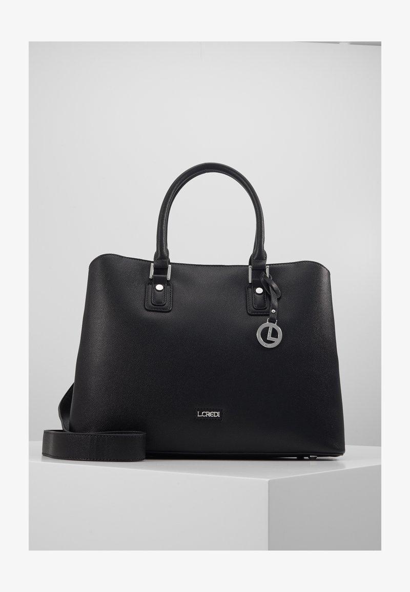L. CREDI - FLORENTIA - Handbag - schwarz