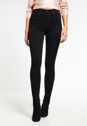 MILE HIGH SUPER SKINNY - Jeans Skinny Fit - night