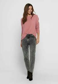ONLY - ONLJUNE - Pullover - dusty rose - 1