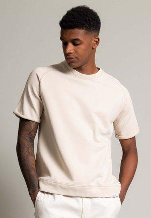 Basic T-shirt - ecru