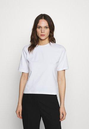 COLLYNS - Basic T-shirt - white