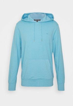 LONG SLEEVE HOODIE - Sweatshirt - blue