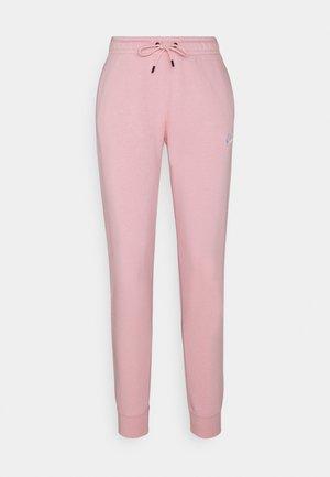 PANT - Teplákové kalhoty - pink glaze/white