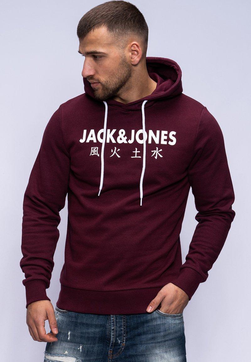 Jack & Jones - Hoodie - port royale