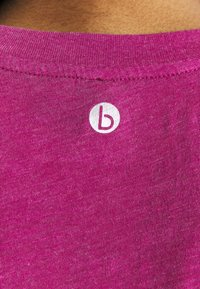 Cotton On Body - ALL THINGS FABULOUS CROPPED MUSCLE TANK - Top - boysenberry washed - 3