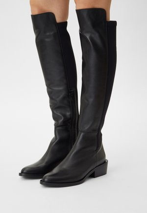 YANA - Over-the-knee boots - black