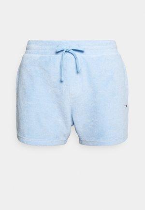 TOWELING  - Short - light powdery blue