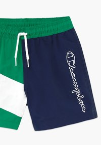 Champion - Swimming shorts - green/blue/white - 3