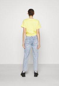 EDITED - MIREA  - Straight leg jeans - light blue stone wash - 2