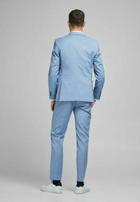 Jack & Jones PREMIUM - SLIM FIT - Blazer jacket - chambray blue - 2