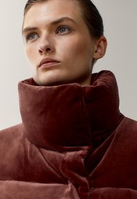 Massimo Dutti - Winter jacket - bordeaux - 3
