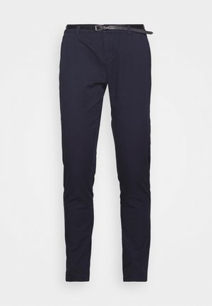 VMFLASH BELT COLOR PANT - Pantalones - night sky