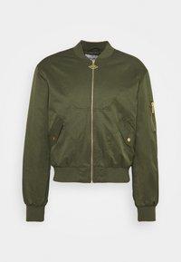 Blouson Bomber - green