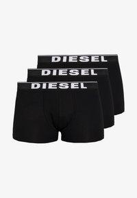 Diesel - DAMIENTHREEPACK 3 PACK - Pants - black - 0