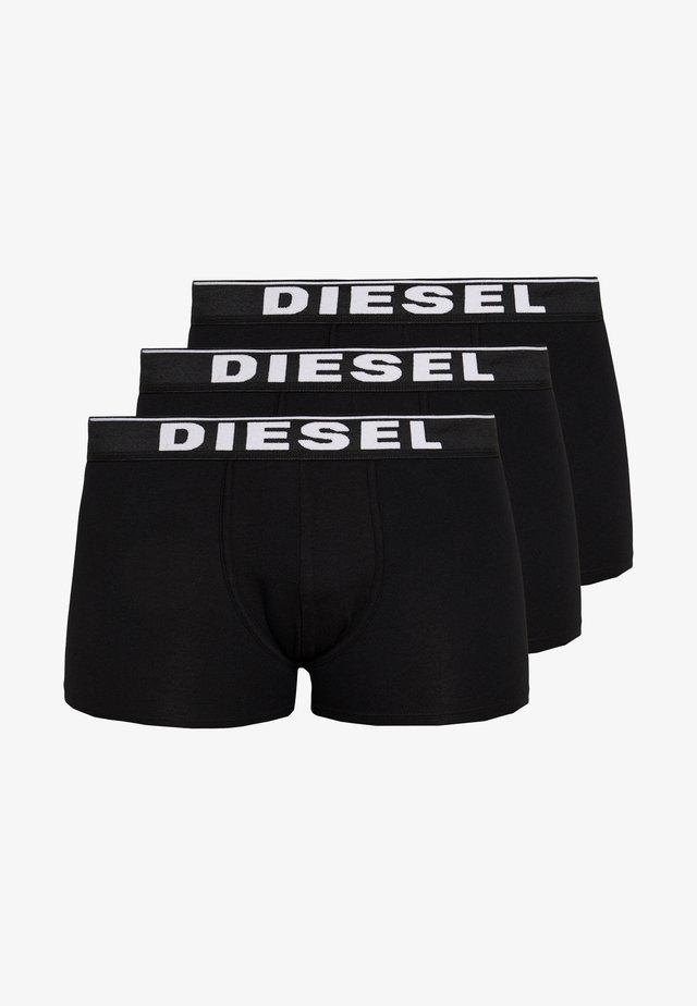 DAMIENTHREEPACK 3 PACK - Pants - black