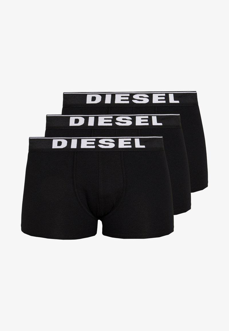 Diesel - DAMIENTHREEPACK 3 PACK - Pants - black