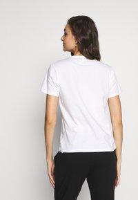 Calvin Klein Underwear - ONE CREW NECK - Camiseta de pijama - white red logo - 2