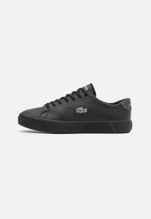 GRIPSHOT - Trainers - black/dark grey