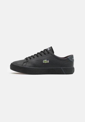 GRIPSHOT - Sneakersy niskie - black/dark grey