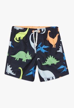 TRUNK - Swimming shorts - navy uniform
