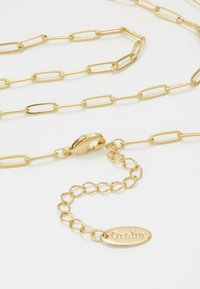 Orelia - LARGE LINK SINGLE CHAIN - Necklace - pale gold-coloured - 2