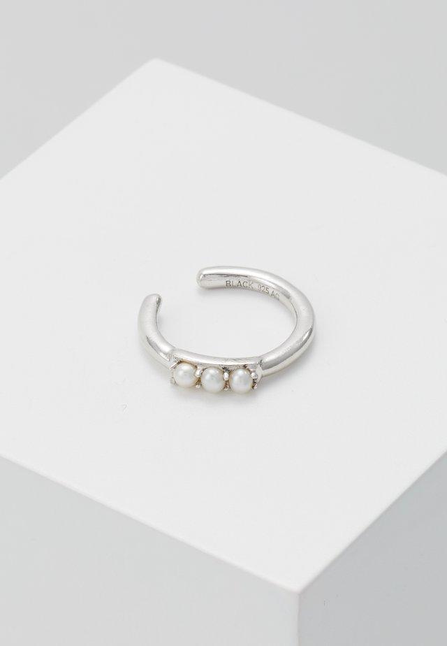 EDISON PEARL EARCUFF - Orecchini - silver