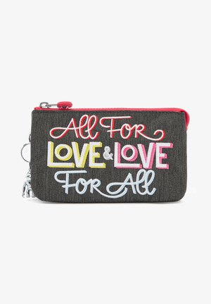 CREATIVITY L - Wash bag - love for all