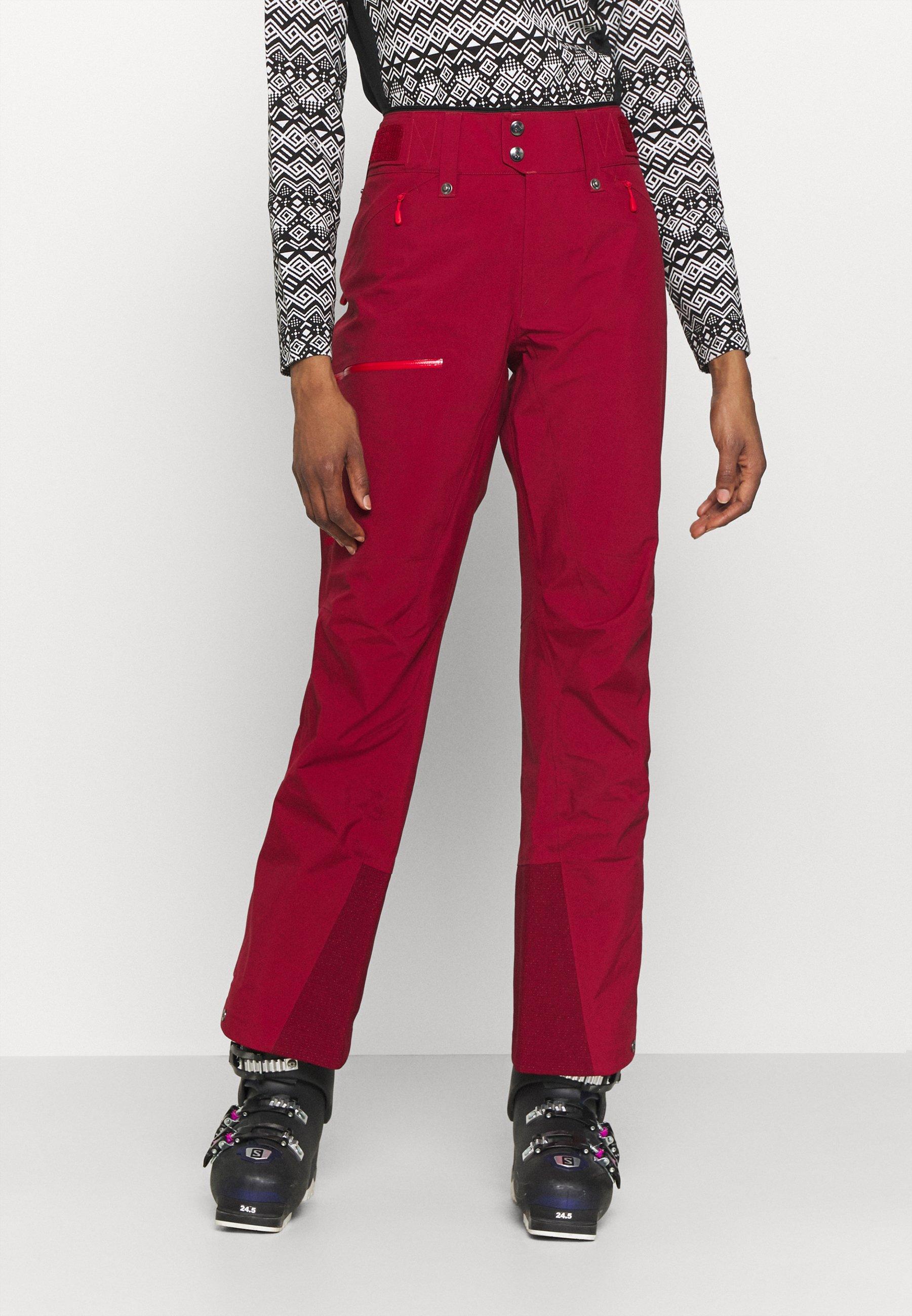 Femme LOFOTEN PANTS - Pantalon de ski