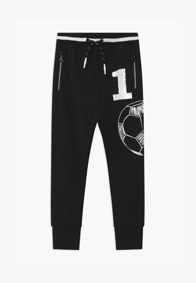 FOOTBALL - Spodnie treningowe - black