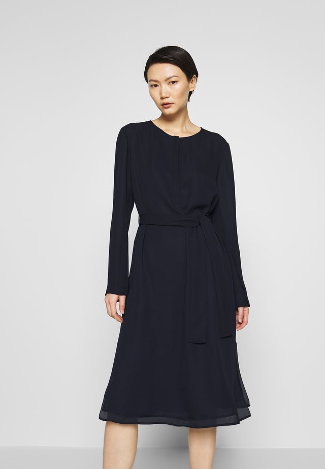 MILLA DRESS - Day dress - navy