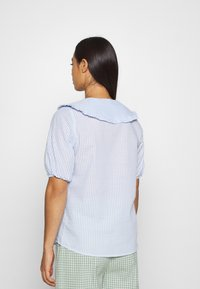 Moves - SSUES - Blouse - blue - 2
